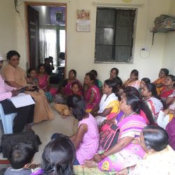 AMAR # 461 Workshop for the SHG  women on Govt. facilities &  bookkeeping